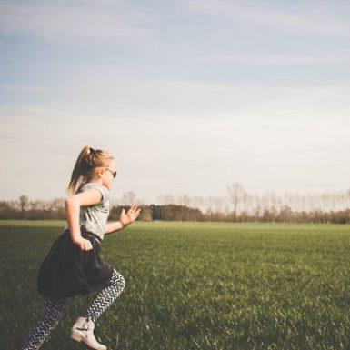 Vuelve a correr como una niña gracias Monica H. Rosety Masajes TNDR